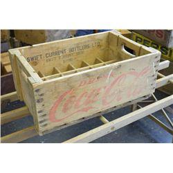 """Vinatge """"Coca-Cola"""" Box"""