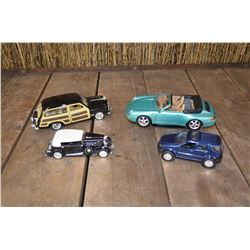 Assort. of Toy/Model Cars