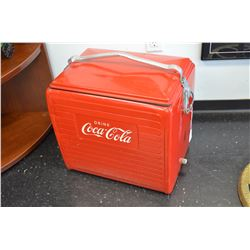 Original 1950's Coca-Cola Cooler - Great Cond!