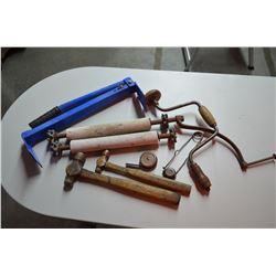 Various Tools & Parts