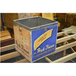 LARGE Vintage Biscuit Tin