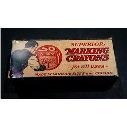 Vintage Crayons - Unopened (still sealed)