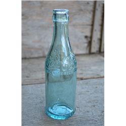 Original (Aqua) Coca-Cola straight-side bottle