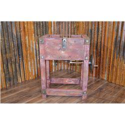 Vintage work table (semi-refurbished)