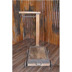 Vintage Grain Scale