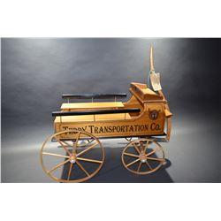 Teddy Transportation Co. Wagon - Mint!