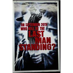 Last Man Standing & Vintage Western Movie Posters