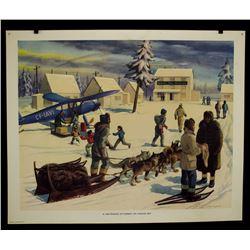 Vinatge MacMillan Educational Posters c.1950s, - #81