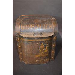 Rare - Gunpowder Tin (LARGE)