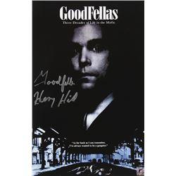 "Henry Hill Signed ""Goodfellas"" 11x17 Movie Poster Inscribed ""Good Fella"" (Hill Hologram)"
