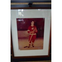 Official NHL Photo (8x10) - Gordie Howe