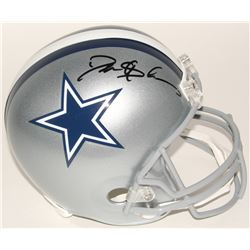 Deion Sanders Signed Cowboys Full-Size Helmet (Beckett COA)