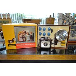 Brownie Camera in Original Box