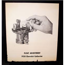 Original - Educational Automotive Flipcharts (Circa 1950)