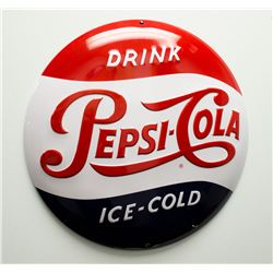 Pepsi-Cola Button