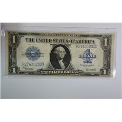 1923 $1 SILVER CERTIFICATE  FR237