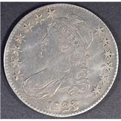 1823 PATCHED 3 BUST HALF CH AU