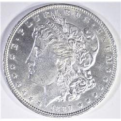 1889 MORGAN DOLLAR GEM BU PL