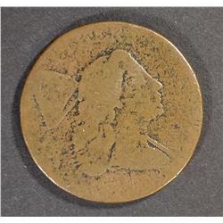 1794 LARGE CENT, AG