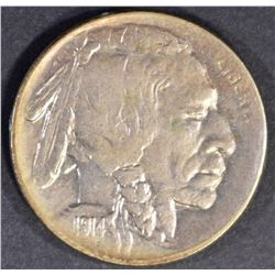 1914 S BUFFALO NICKEL  BU