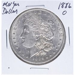 1886-O $1 Morgan Silver Dollar Coin
