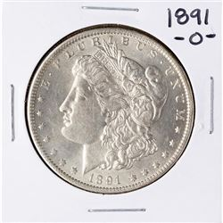 1891-O $1 Morgan Silver Dollar Coin
