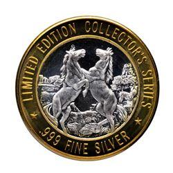 .999 Silver Winnavegas Casino Sloan, IA $10 Limited Edition Gaming Token