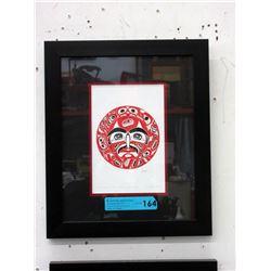 Richard Shorty Framed Print