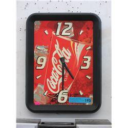 2004 Coca-Cola Wall Clock