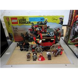 Lego 79108 Lone Ranger Stagecoach Escape