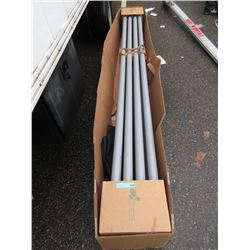 16 New 10 Foot PVC Pipes
