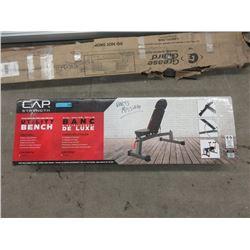 New CAP Utility Bench - Missing Back Strut