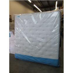 New King Size Beautyrest Pillow Top Mattress