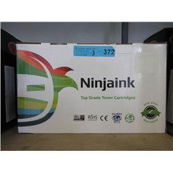 3 Assorted New Ninjaink Toner Cartridges