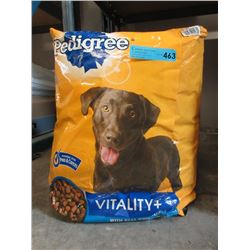 22 KG of Pedigree Dry Dog Food