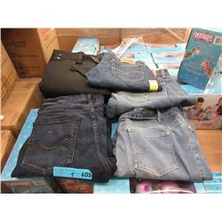5 New Articles of Clothing - Pants & Jeans