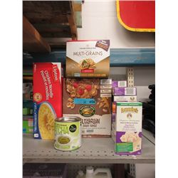 21 Boxes of Assorted Food Products - Good BB