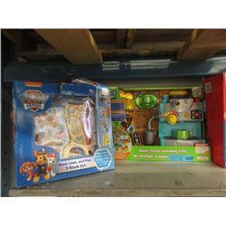 2 New Children's Toys