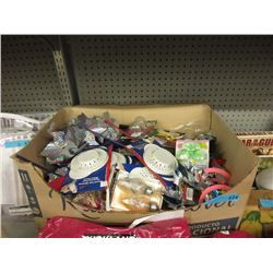 Large Box of Assorted New Merchandise