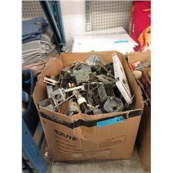 Large Box of Home Repair Goods