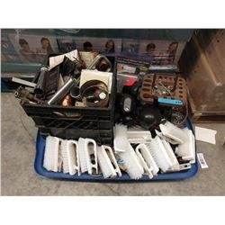 Handyman Goods & New Scrub Brushes