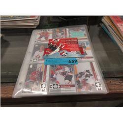 Team Canada 100 Base Card Set