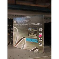 2 New Indoor/Outdoor LED Neon Rope Lights