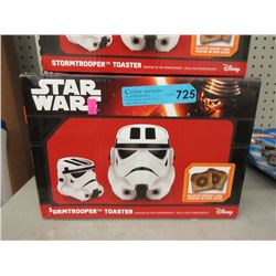 New Disney Storm Trooper Toaster