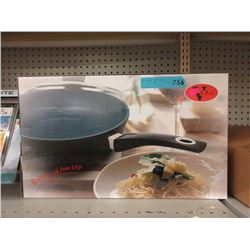 "New Non Stick 11"" Sauté Pan with Glass Lid"