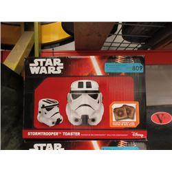 New Star Wars Storm Trooper Toaster