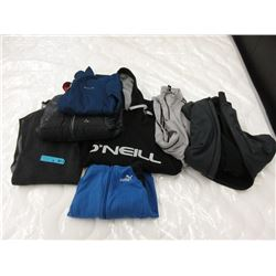 7 Assorted New Jackets & Tops