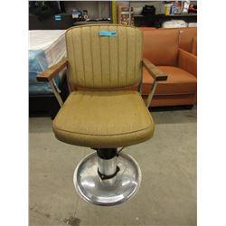 1960s Vintage Hydraulic Salon Chair