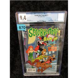 "Graded 2015 ""Scooby-Doo Team-UP #12"" DC Comic"