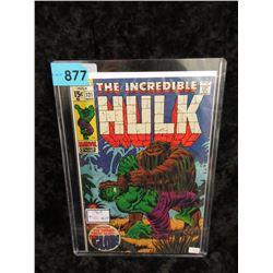 "1969 ""The Incredible Hulk #121"" Marvel Comic"